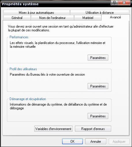 Installation et configuration de maven 2 ajrarn 39 s weblog for Ouvrir une fenetre ms dos